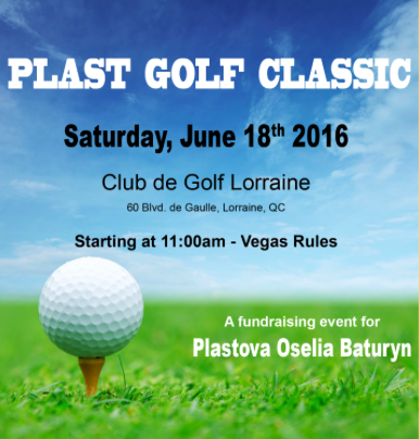 Plast Golf Classic 2016
